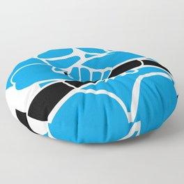 Rower 1 Floor Pillow