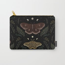 Saturnia Pavonia Carry-All Pouch