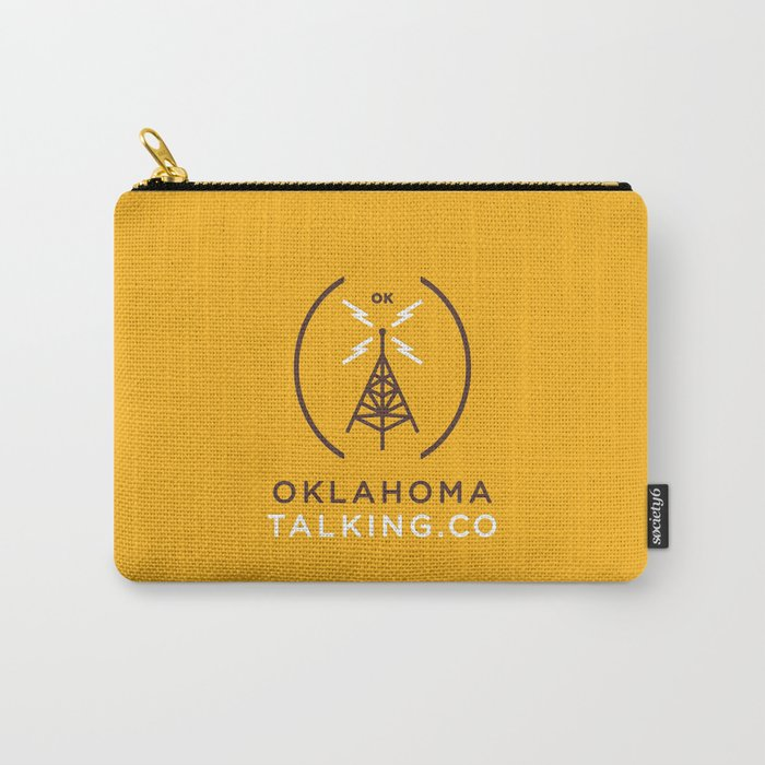 Oklahoma Talking Co.  Carry-All Pouch