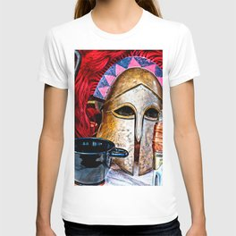 Glory of the heroic age T-shirt