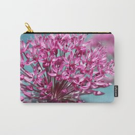 Allium pink Carry-All Pouch