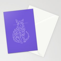 Nietzsche's Whiskers Stationery Cards