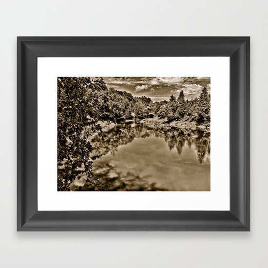 NATURE II Framed Art Print