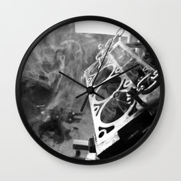 The man cave Wall Clock
