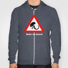 Baby on board Hoody