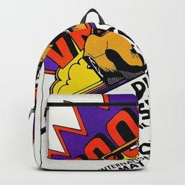 Vrooom Backpack