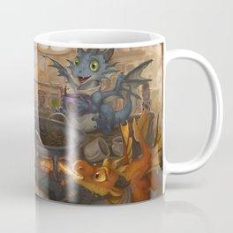 The Coffee Roaster Dragons Coffee Mug