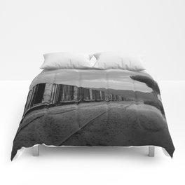 Nuke Train Comforters