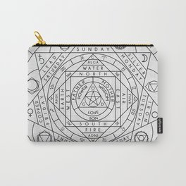 Hermetic Principles Carry-All Pouch