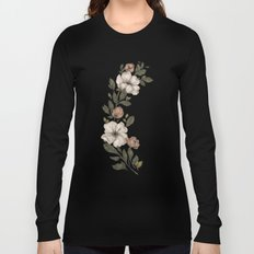 Floral Laurel Long Sleeve T-shirt