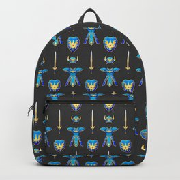 Erdrick's Equipment - Dark Grey Backpack