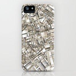 City 11 iPhone Case