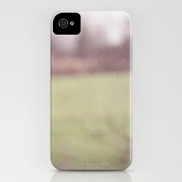 Lost in a Daydream iPhone Case
