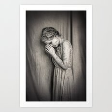 Prayers of the Persecuted Art Print