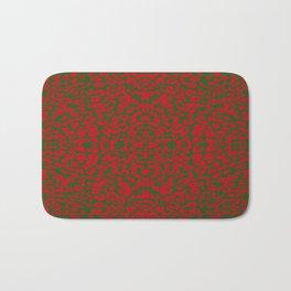 Animal Prints Pattern - Christmas Time Bath Mat