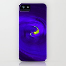 """""""Just Playin' The Blues"""" Photo iPhone Case"""