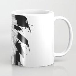 black and white headdress Coffee Mug
