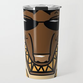 Mr.Wolf Travel Mug