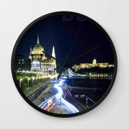 PESTBUDA Wall Clock