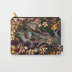 Orange Bird Carry-All Pouch