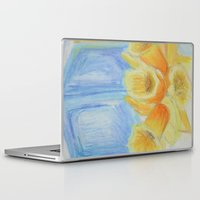 easter Laptop & iPad Skins featuring Easter by EVB.