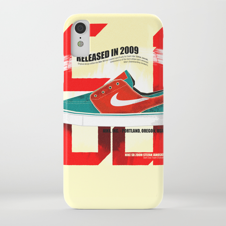sleek brand new size 40 SB Stefan Janoski iPhone Case