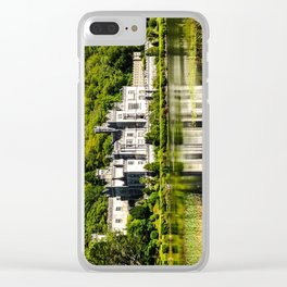Kylemore Abbey Clear iPhone Case