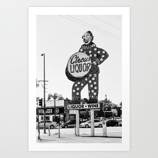Circus Liquor by frankvice