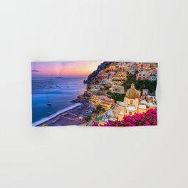 Positano Amalfi Coast Hand & Bath Towel
