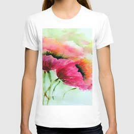 Beautiful Poppy T-shirt