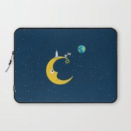 Man on the Moon Laptop Sleeve