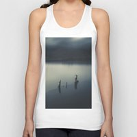 boys Tank Tops featuring Rude boys by HappyMelvin