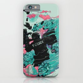 Wolf gang iPhone Case
