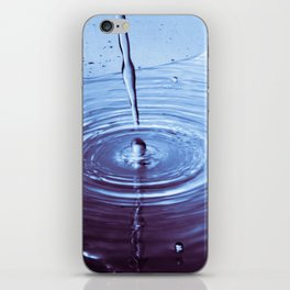 Metallic iPhone Skin