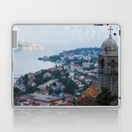 Over Kotor, Montenegro Laptop & iPad Skin