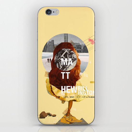 Promosapian iPhone & iPod Skin