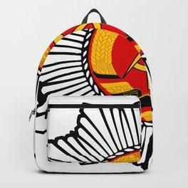 Volkspolizei Badge Backpack