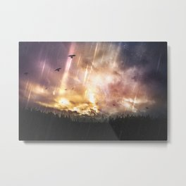 The stars where wrong Metal Print