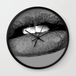 natural white Wall Clock