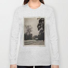 forest tram Long Sleeve T-shirt