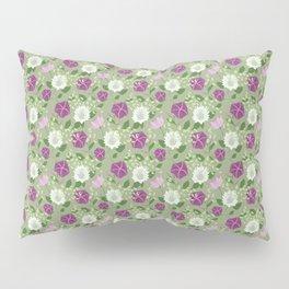 Little Moa green Pillow Sham