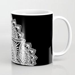 Mandala de la nuit Coffee Mug