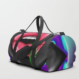 Cosmic Kiss Duffle Bag