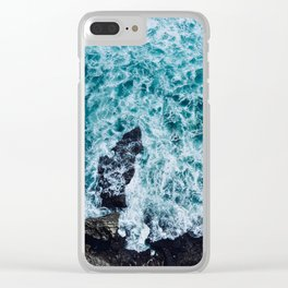 End of the Line Clear iPhone Case
