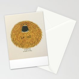 Poofy Wan Stationery Cards