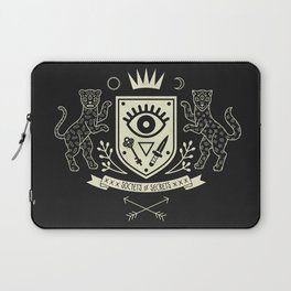 The Secret Society Laptop Sleeve