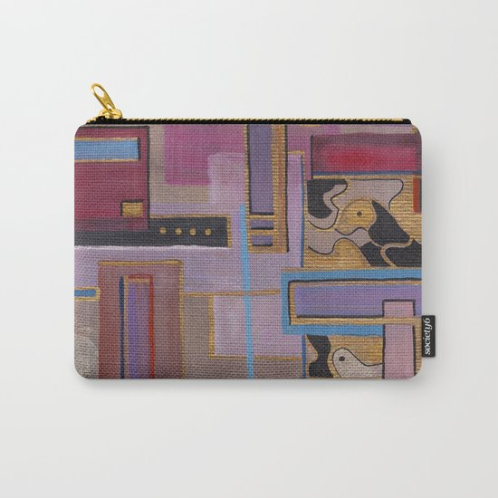 Watercolor G. 01 Carry-All Pouch