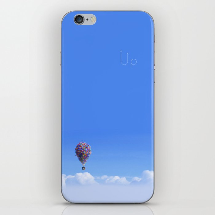 Up - Disney Pixar iPhone Skin