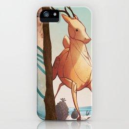 Landes iPhone Case