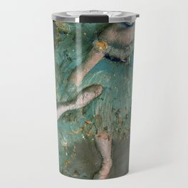 Degas - Swaying Dancer (Dancer in Green) Travel Mug